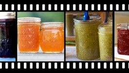5 canning recipies