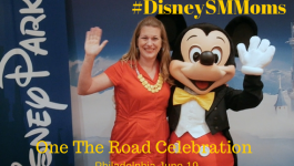 #DisneySMMoms On The Road Celebration In 4 Minutes