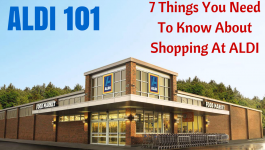 #ad ALDI 101 7 Things You Need To Know About Shopping At ALDI with How I Pinch A Penny.com