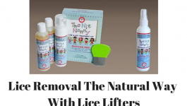 Lice Removal The Natural Way With Lice